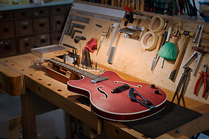 Custom Shop Guitar