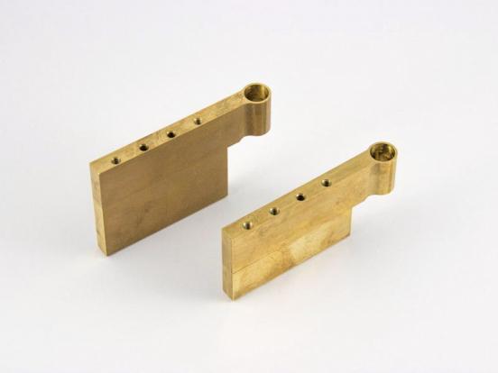 Messingblock für TB5400 42 mm Länge